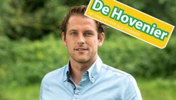 Interview met TRI in vakblad De Hovenier