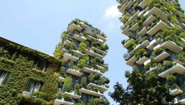 Groene woontorens verrijzen in Utrecht en Eindhoven