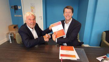 Persbericht: TRI groei in groen en SBB sluiten samenwerkingscontract af!