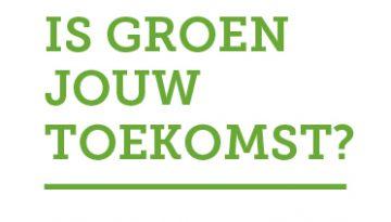 De tweede editie van Groen is nu! gaat in februari van start!